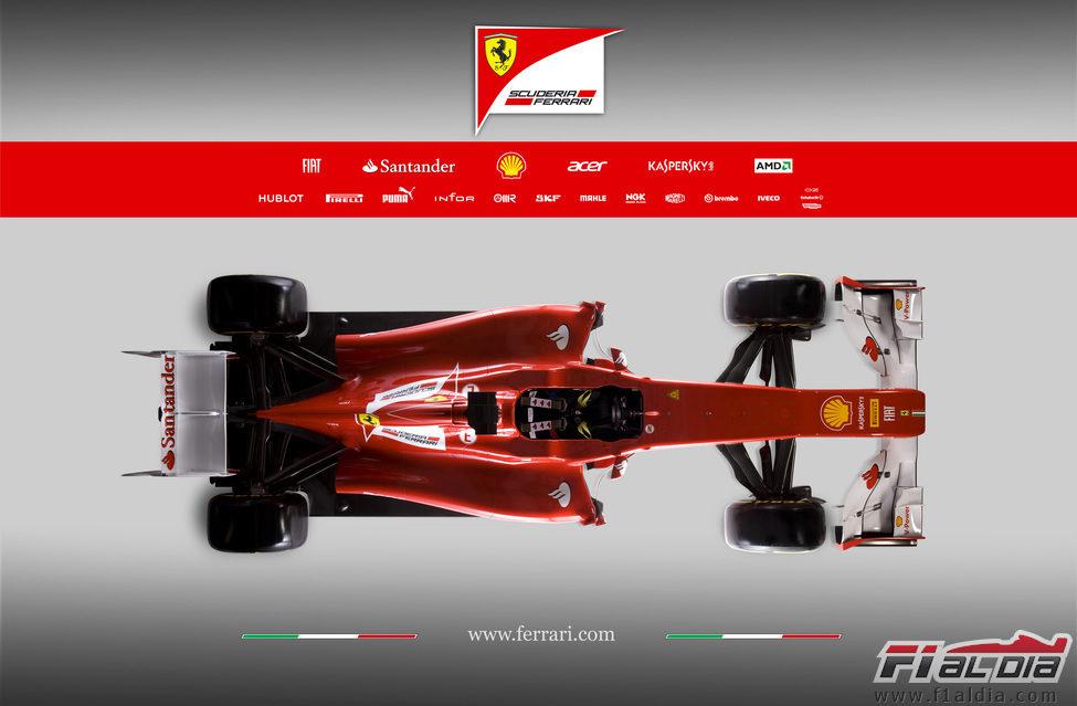 Presentación equipos F1 2012 12072_ferrari-f2012-vista-superior