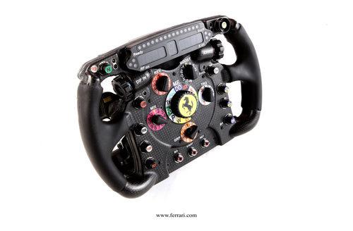 Volante del Ferrari F2012