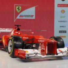 Ferrari F2012 en Maranello