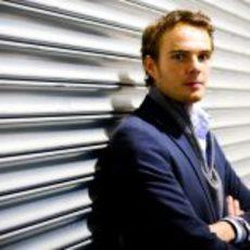 Giedo van der Garde, nuevo piloto probador de Caterham para 2012
