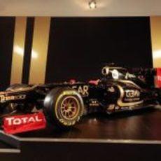 E20, el monoplaza de Lotus para 2012