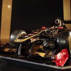 Lotus E20 para la temporada 2012
