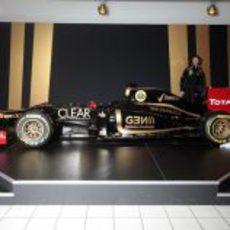 Grosjean y Räikkönen presentan el Lotus E20