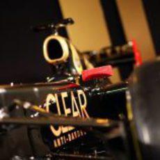 Nuevos patrocinadores para el Lotus E20