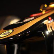 Morro del Lotus E20 de 2012