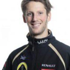 Romain Grosjean vuelve a la Fórmula 1 en 2012
