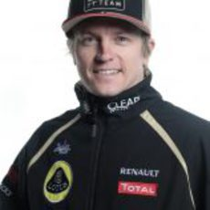 Un sonriente Kimi Räikkönen