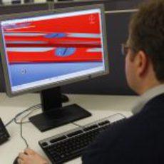 Diseñando piezas del Lotus E20 por ordenador
