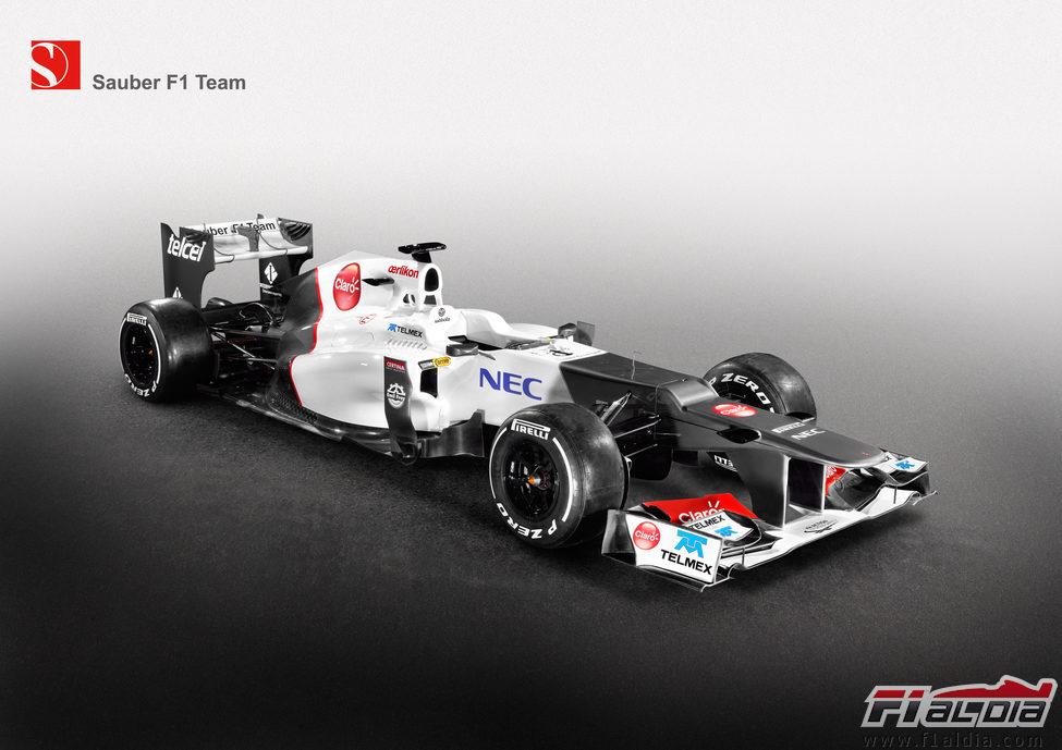 Presentación equipos F1 2012 12175_c31-el-monoplaza-de-sauber-para-2012