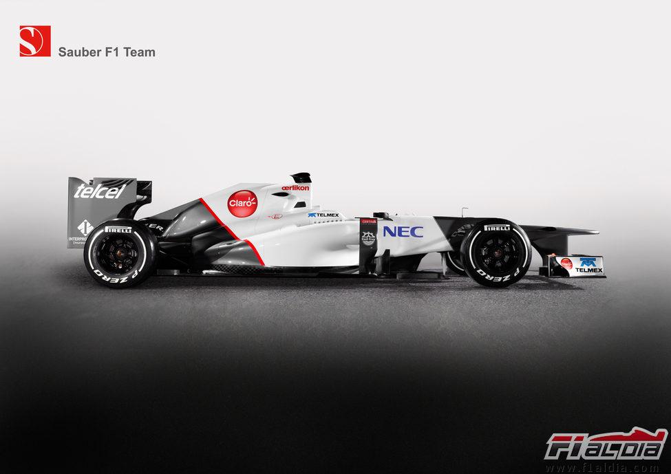 Presentación equipos F1 2012 12177_sauber-c31-vista-lateral