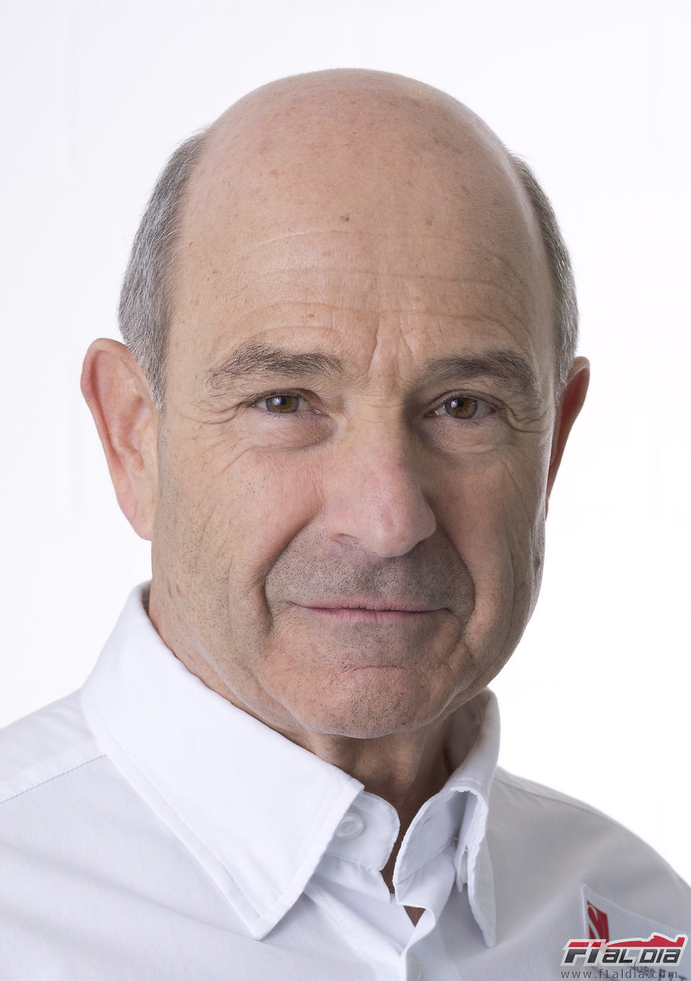 Peter Sauber, jefe del equipo Sauber de Fórmula 1