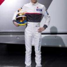 Esteban Gutiérrez, piloto reserva de Sauber para 2012