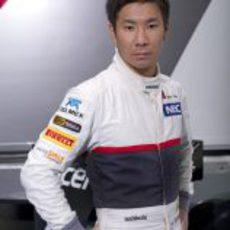 Kamui Kobayashi sigue un año más en Sauber