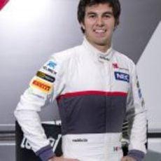 Sergio Pérez empieza su segundo año en la F1