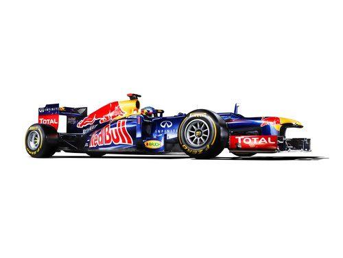 RB8, el monoplaza de Red Bull para 2012