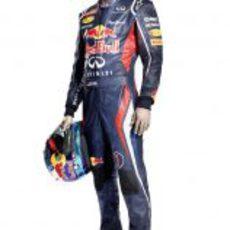 Sebastian Vettel, piloto de Red Bull para 2012