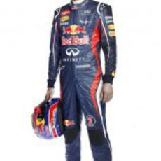 Mark Webber, piloto de Red Bull para 2012