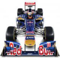Toro Rosso STR7 (vista frontal)