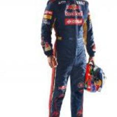 Daniel Ricciardo, piloto de Toro Rosso para 2012