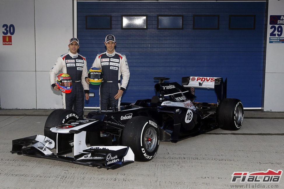 Presentación equipos F1 2012 12229_williams-presenta-el-fw34-de-2012