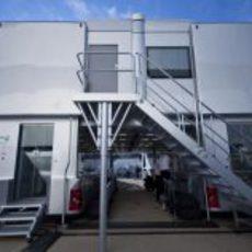 'Motorhome' de Mercedes en Jerez