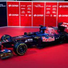 Toro Rosso STR7 para 2012