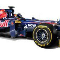 Recreación del Toro Rosso STR7