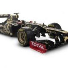E20, el nuevo monoplaza de Lotus para 2012