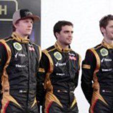 Räikkönen, D'Ambrosio y Grosjean en Jerez