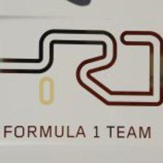 Logo renovado de HRT para 2012