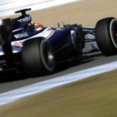 El Williams de Maldonado desde atrás