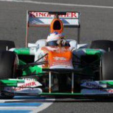Paul di Resta de nuevo en el VJM05