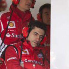 Andrea Stella en Jerez
