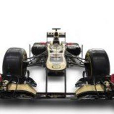 Lotus E20 (plano frontal)