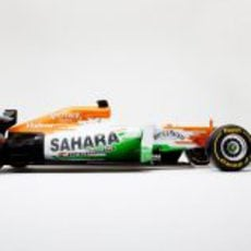 Force India VJM05 (lateral)