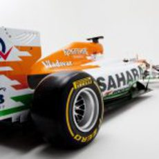Force India VJM05 (lateral posterior)