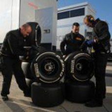 Neumáticos Pirelli en Jerez
