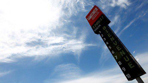 """""""Bienvenue"""" al Circuit de Catalunya"""
