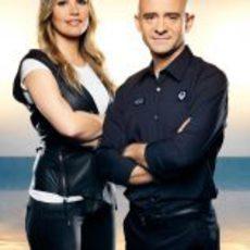 Nira Juanco y Antonio Lobato