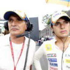 Piquet padre y Piquet hijo