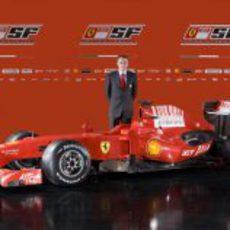 Ferrari presenta el nuevo F60