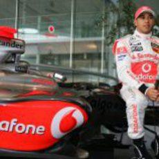 McLaren presenta el nuevo MP4-24