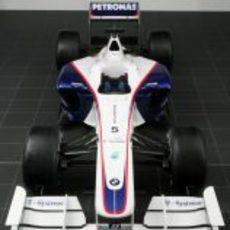 BMW Sauber presenta el nuevo F1.09