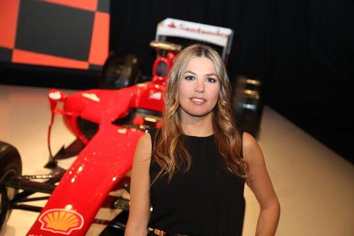 Nira Juanco seguirá en la F1 con Antena 3