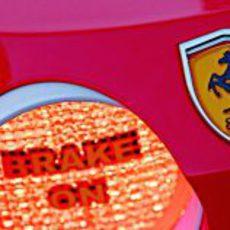 El semáforo de Ferrari