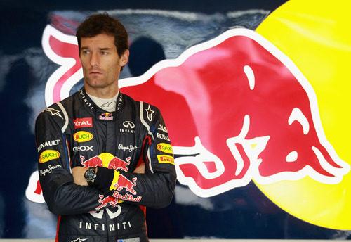 Mark Webber ante la temporada 2012 de F1