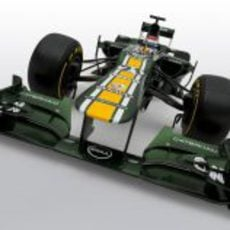 El amenazante CT01 de Caterham