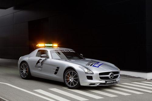 'Safety Car' 2012 de la Fórmula 1