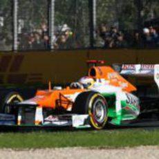 Paul di Resta en la carrera de Melbourne