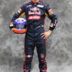 Daniel Ricciardo, con Toro Rosso en 2012